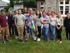 Leavers' Day 2014