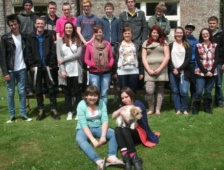 Leavers' Day 2012
